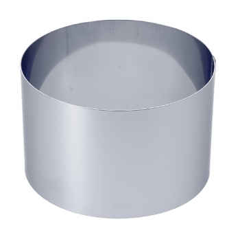 140x137 - Cercle inox à pain surprise De buyer