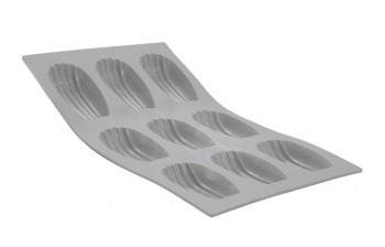 140x89 - Elastomoule madeleines De Buyer