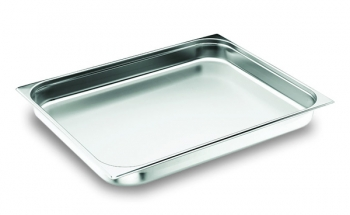 140x85 - Bac Gastronorme inox GN 2/1