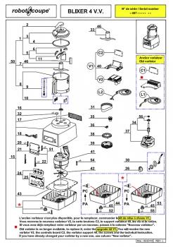 Blixer 4 Robot Coupe Blixer Cuisin Resto